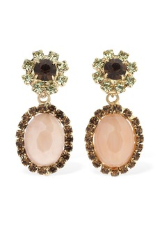 Rosantica Fiction Crystal Earrings