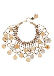 Rosantica Gitana Coin-Embellished Necklace