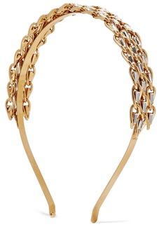 Rosantica Gold-tone Crystal Headband