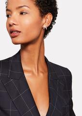 Rosantica K Lettere Crystal Initial Earring