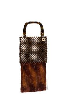 Rosantica Marv bead embellished tote