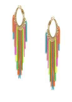 Rosantica Millefili Fringe Earrings