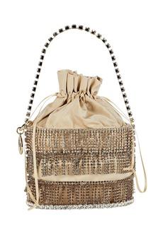 Rosantica Mini Ginger Crystal Embellished Bag