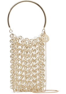 Rosantica Monroe Small Gold-tone And Resin Tote