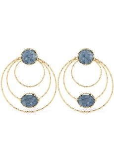 Rosantica Nettare Stones Multi Hoop Earrings