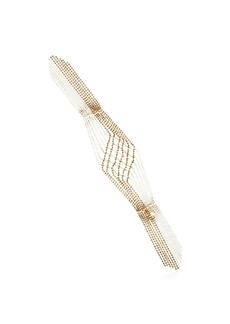 Rosantica Oasis crystal lattice bracelet