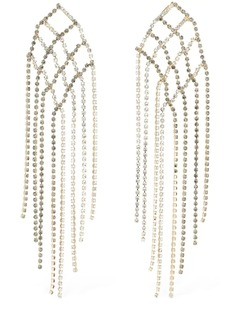 Rosantica Oasis Crystal Pendant Earrings