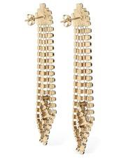 Rosantica Oasis Crystal Pendant Earrings