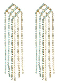 Rosantica Oasis Fringe Earrings