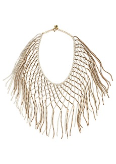 Rosantica Oasis Fringe Necklace