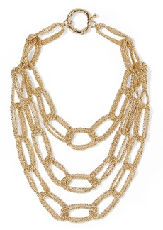 Rosantica Onore Gold-tone Necklace
