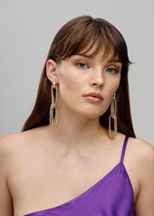 Rosantica Onore Light Chain Earrings