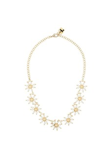 Rosantica pearl daisy necklace