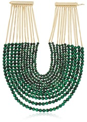 Rosantica Raissa Multi Strand Beaded Necklace