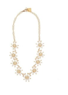 Rosantica By Michela Panero Daisy faux-pearl necklace
