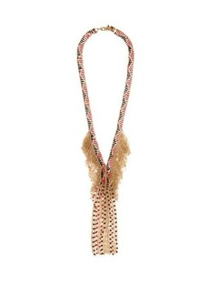 Rosantica By Michela Panero Dakota beaded necklace
