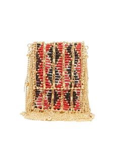 Rosantica By Michela Panero Dakota small beaded cross-body bag