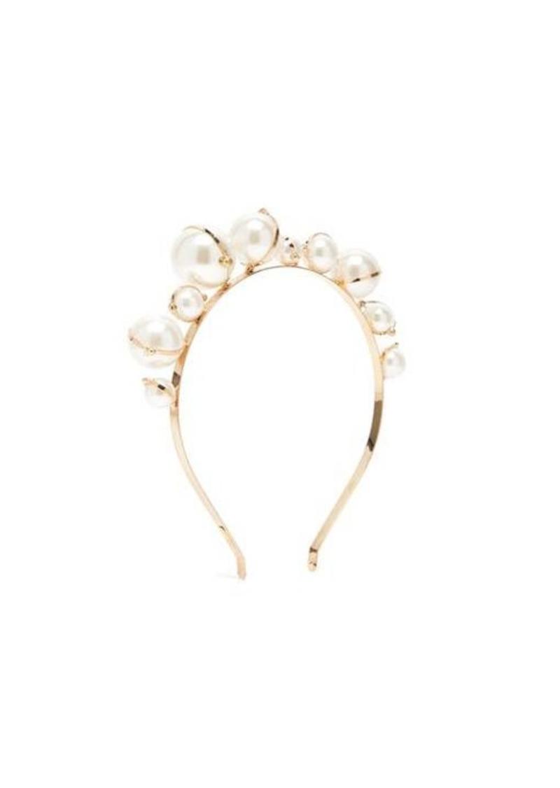 Rosantica By Michela Panero Epica faux-pearl headband