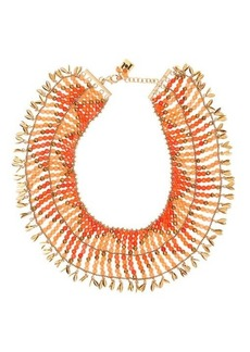 Rosantica By Michela Panero Indios beaded necklace