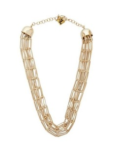 Rosantica By Michela Panero Muse chainmail necklace