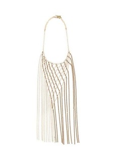 Rosantica By Michela Panero Oasis crystal-embellished necklace