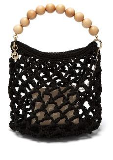 Rosantica By Michela Panero Polaris knitted tote bag