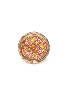 Rosantica By Michela Panero Sicilia tile ring
