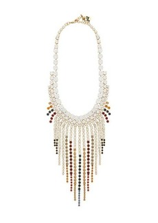 Rosantica By Michela Panero Sublime crystal-embellished necklace