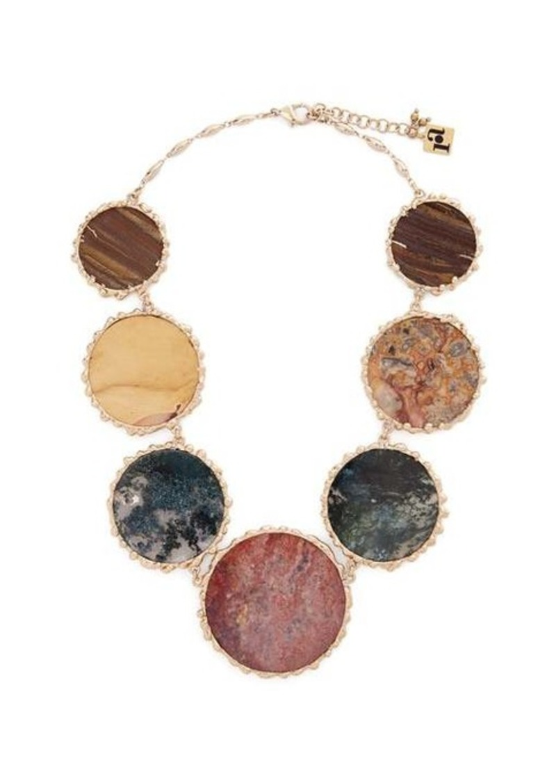 Rosantica By Michela Panero Wallace agate necklace