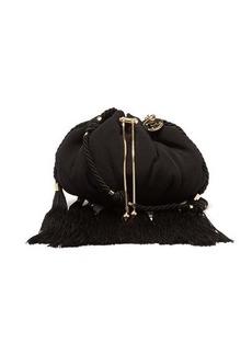 Rosantica Monela mini tassel drawstring cross-body bag