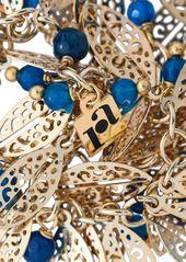 Rosantica Woman Gold-tone Beaded Bracelet Gold
