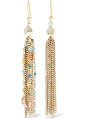 Rosantica Woman Gold-tone Beaded Earrings Gold