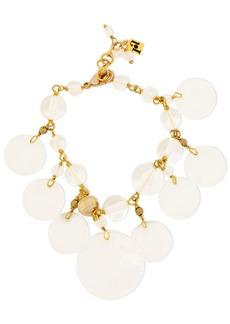 Rosantica Woman Limpido Gold-tone Bead Bracelet Gold