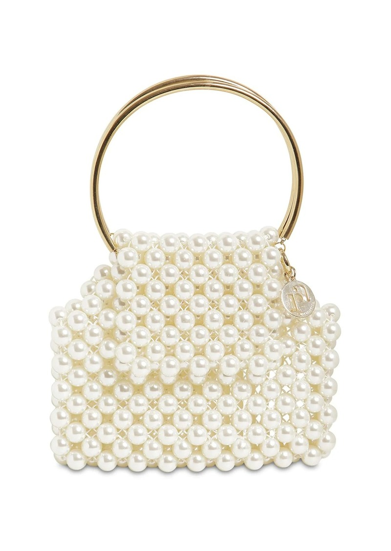 Rosantica Selena Embellished Bucket Bag