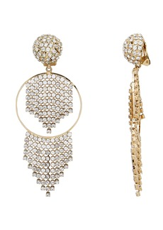 Rosantica Chandelier Crystal Earrings