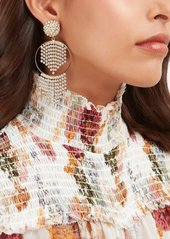 Rosantica Chandelier Crystal Earrings