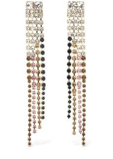 Rosantica Sublime Chandelier Earrings W/ Crystals