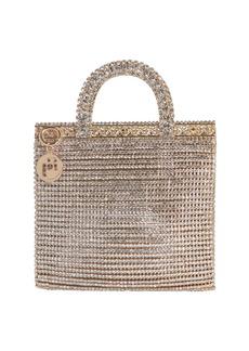 Rosantica Teodora Crystal Mini Tote Bag