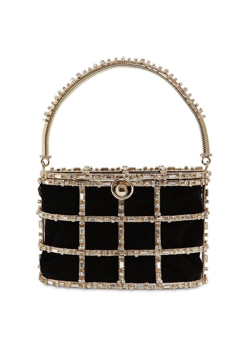 Rosantica Vestale Embellished Bucket Bag