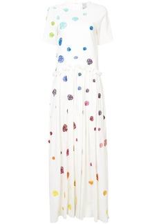 Rosie Assoulin long T-shirt dress