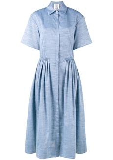 Rosie Assoulin The O.G. shirt dress - Blue