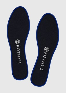 Rothy's The Flat Loafer Insole Black Solid