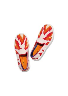 Rothy's The Kids Sneaker Flames