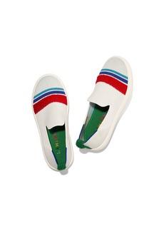 Rothy's The Kids Sneaker Lollipop Terry Stripe
