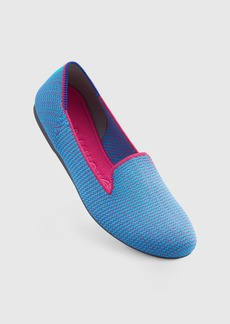Rothy's The Loafer Bluebell Triple Stitch