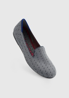 Rothy's The Loafer Charcoal Grid