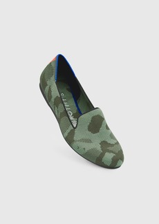 Rothy's The Loafer Olive Camo