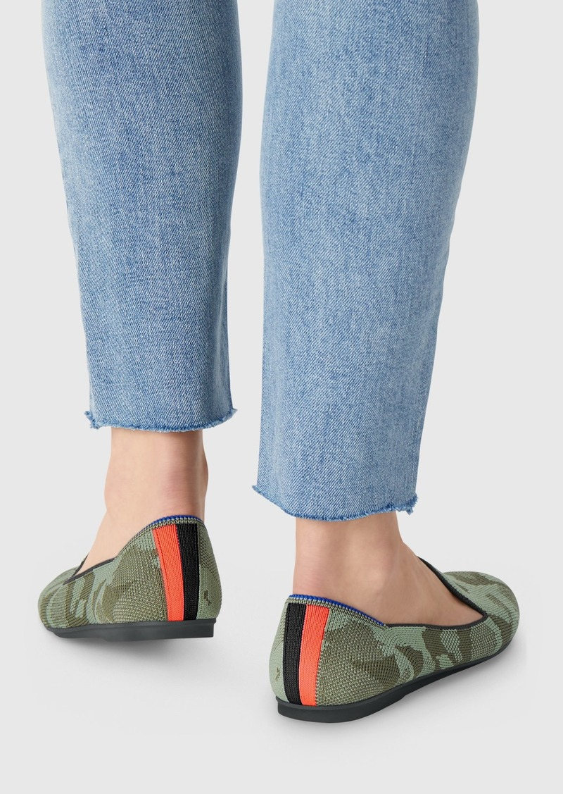 Rothy's The Loafer Olive Camo   Shoes