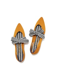 Rothy's The Mary Jane Golden Gingham