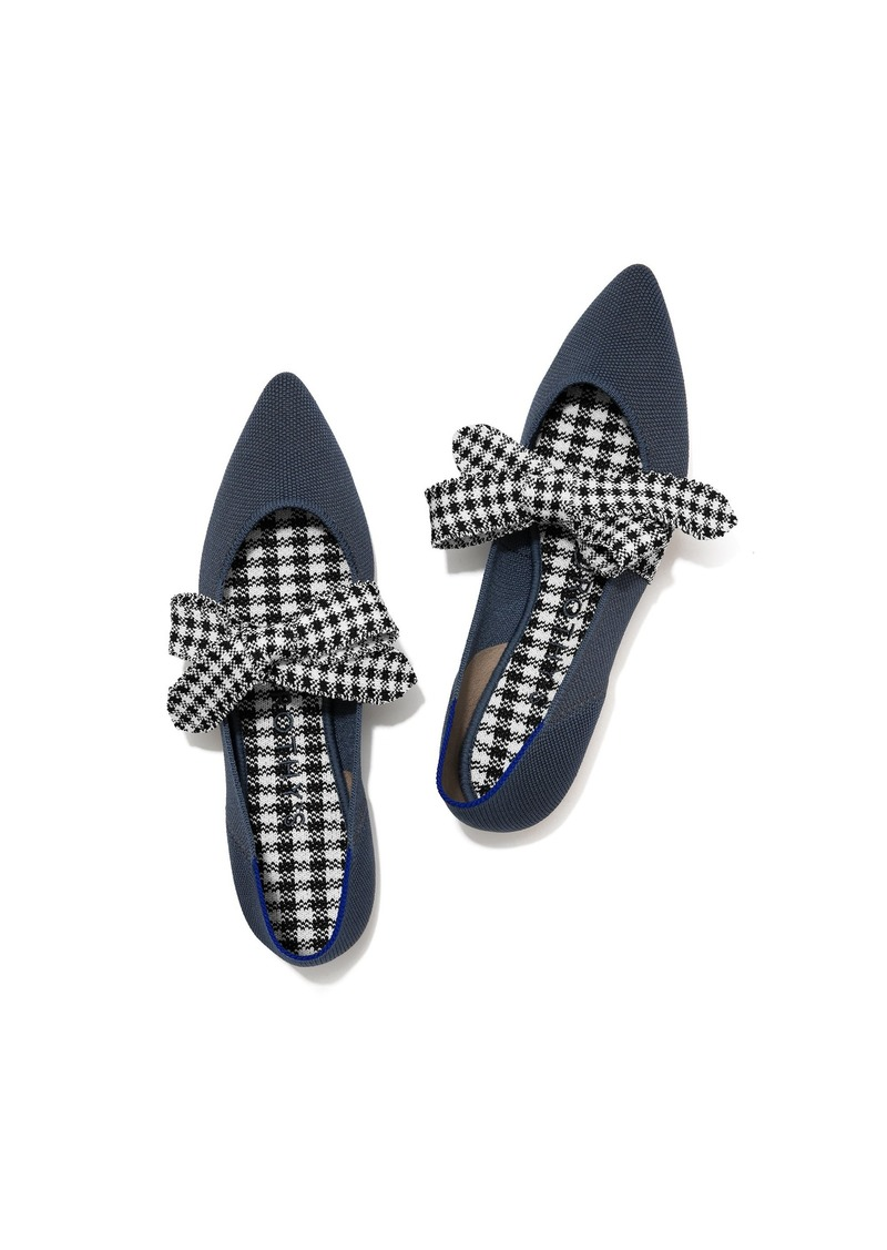 The Mary Jane Ink Gingham